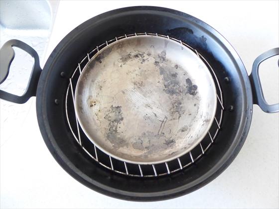 燻製鍋中身