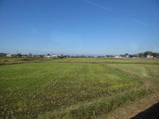 小湊鐵道からの風景