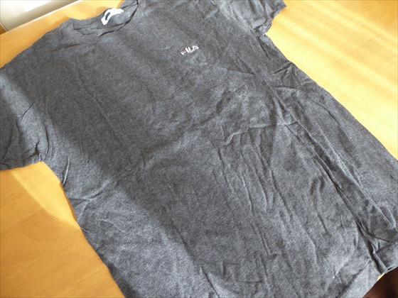 着なくなったTシャツ