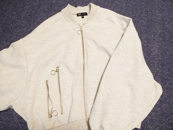 古着で買ったジャケット
