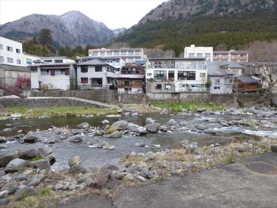 渓谷の風景