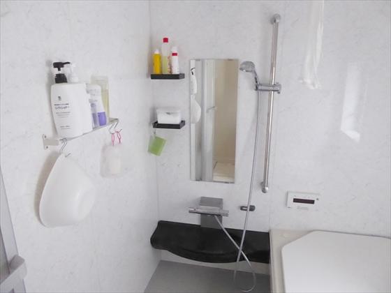 最近の浴室