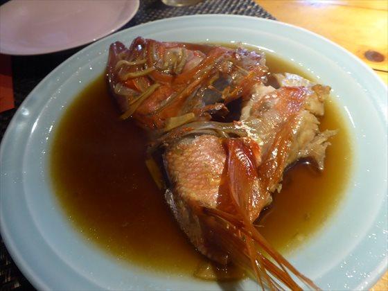 肴やの煮魚