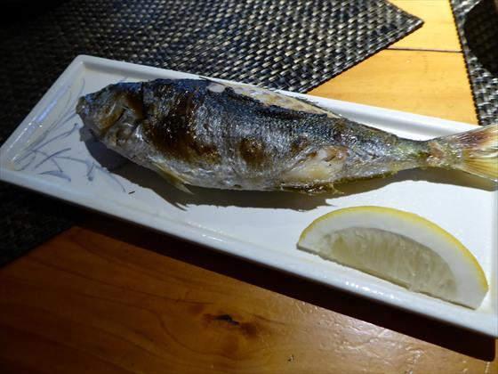 肴やの焼き魚