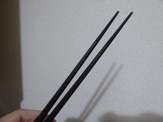 プラスチックフリーの箸