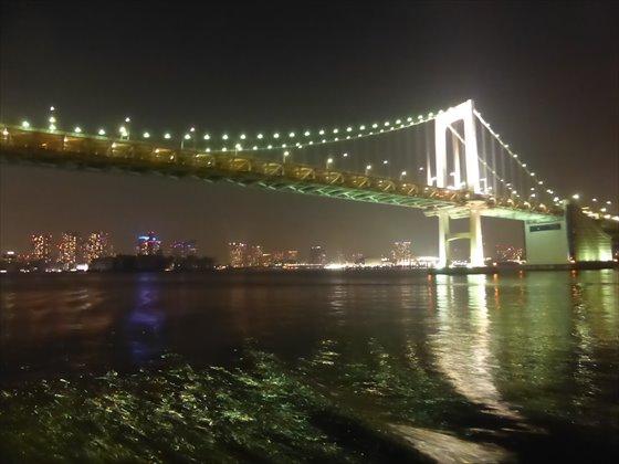 船からの夜景
