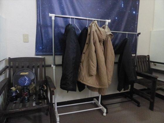 冬用のコート