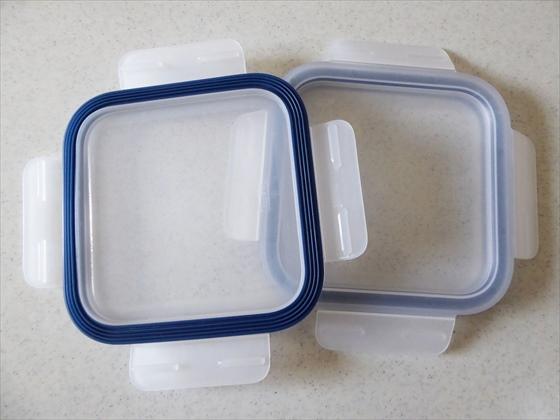 「IKEA 365+」シリーズのプラスチック製の蓋2枚
