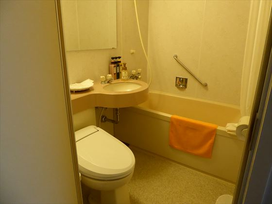 トイレと洗面所とお風呂