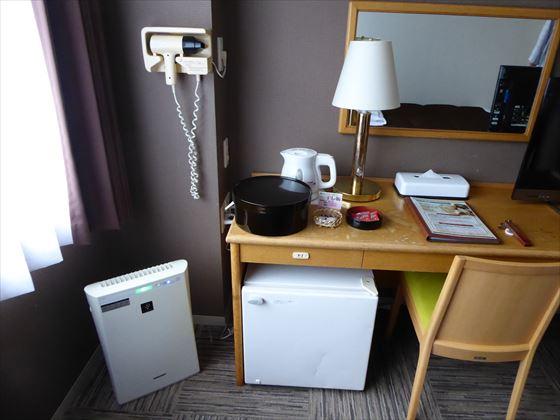 机や空気清浄機、冷蔵庫