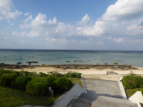 2日目のシンリ浜