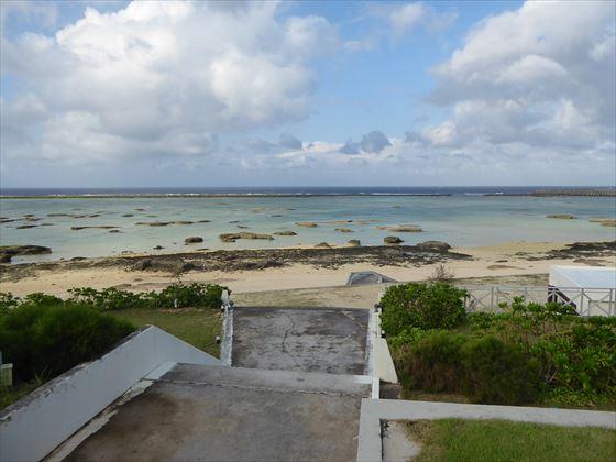 3日目のシンリ浜