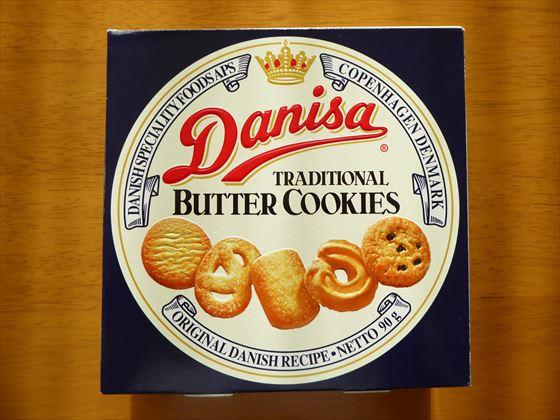クッキーの外箱