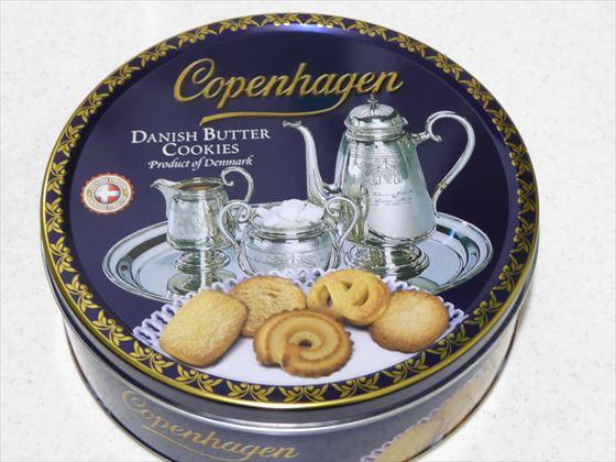 クッキーの缶