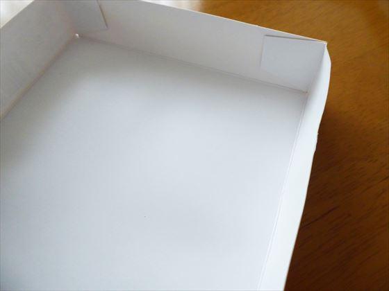 紙製の外蓋